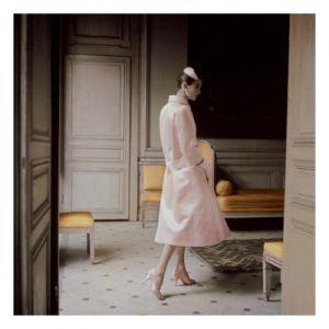karen radkai vogue july 1955 Luscious loves: Vintage fashion photographer Karen Radkai