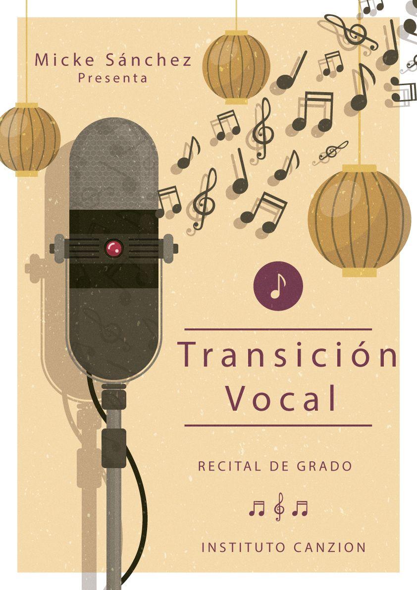 Recital de Grado, Micke Sanchez.