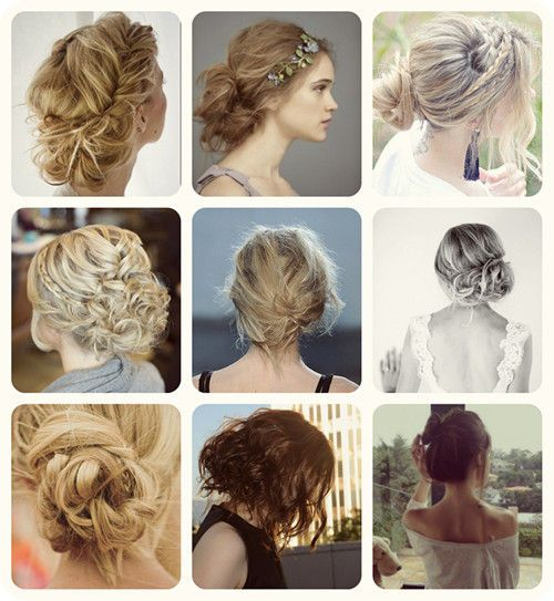 Updo prom hair tumblr google search hair pinterest prom the 9 most flattering 5 minutes easy messy up do for daily creation top 9 welcome and trend messy up do hairstyles with human hair extensions braided hair pmusecretfo Choice Image