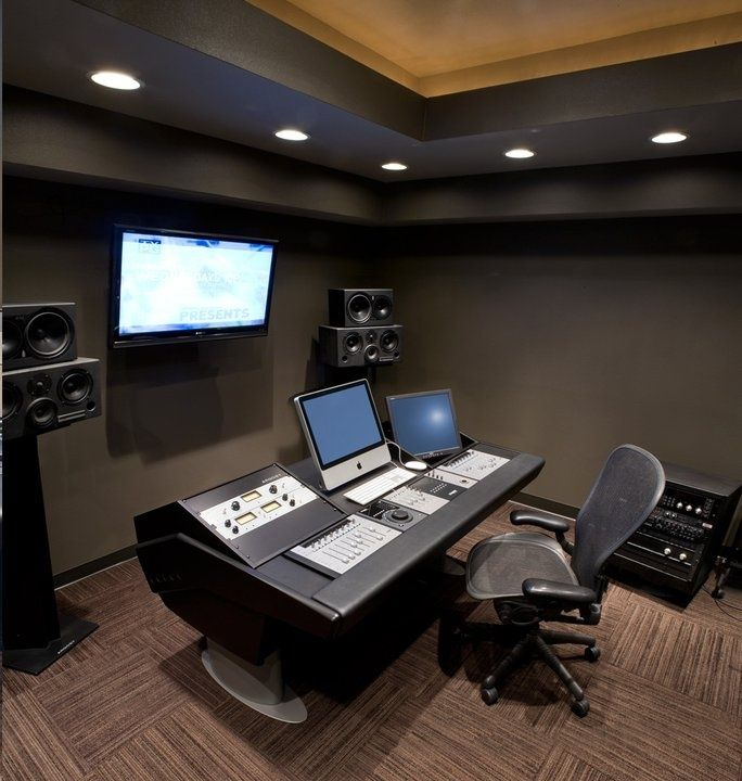 Recording Studio Home