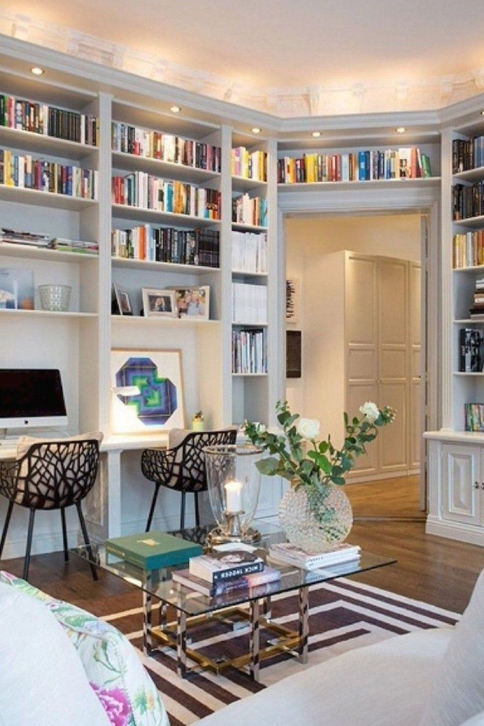 Cozy Reading Room Design Ideas: Cool 30 Inspiring Reading Room Decoration Ideas To Make