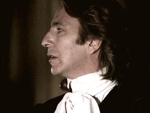 Alan Rickman. 'Mesmer', 1994