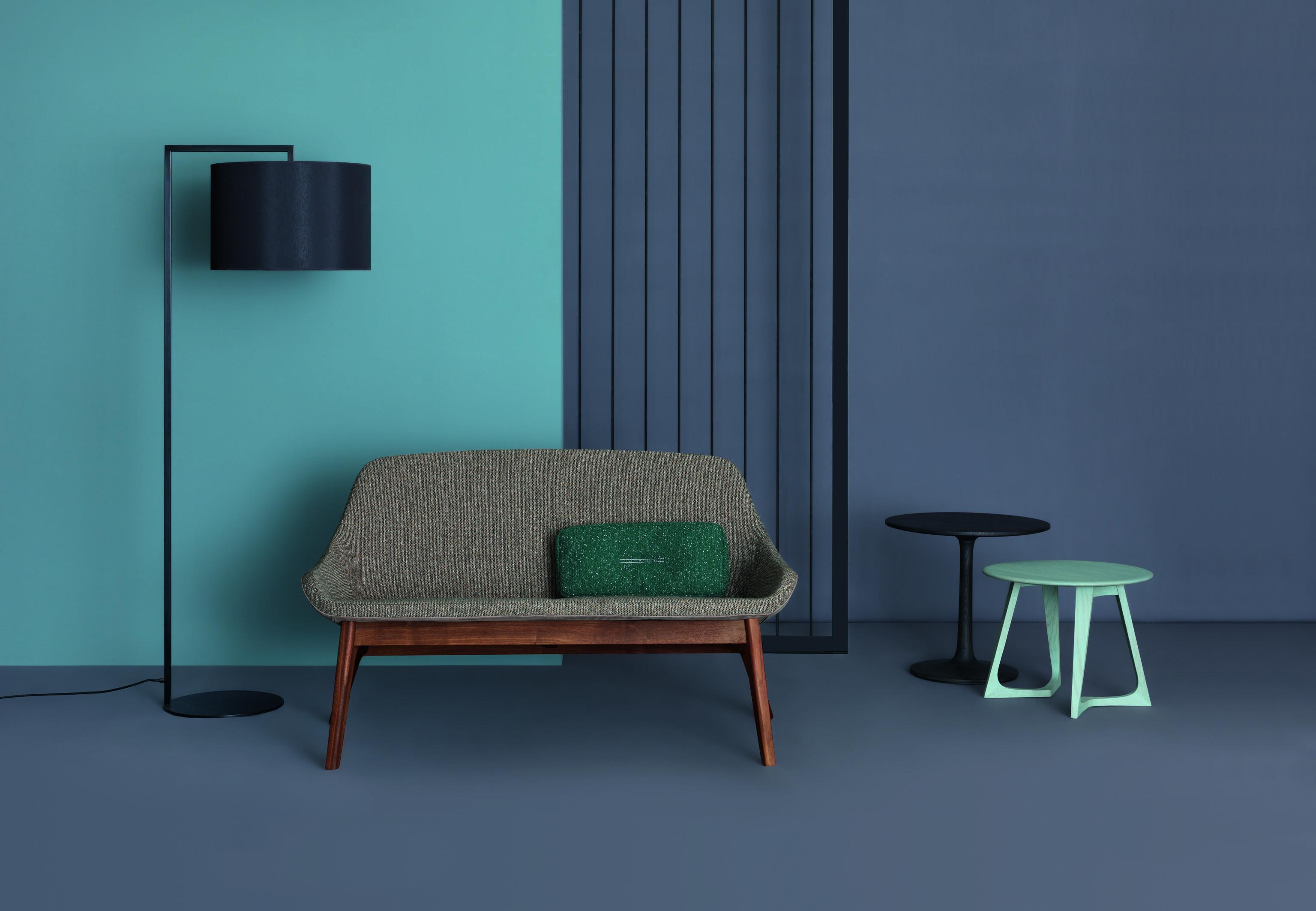 Morph Duo Lounge Seat by Zeitraum | Clerkenwell Design Week 2015 ...