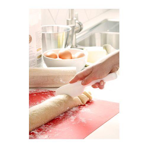 ENVIS Gummiskraber og kagekniv  - IKEA