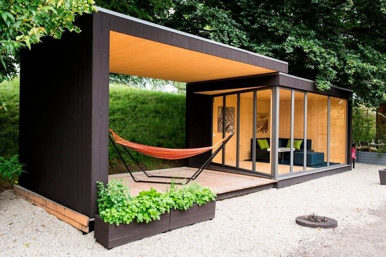 Aménagement jardin extérieur et idées déco cosy en 40 photos - mettre du gravier dans son jardin