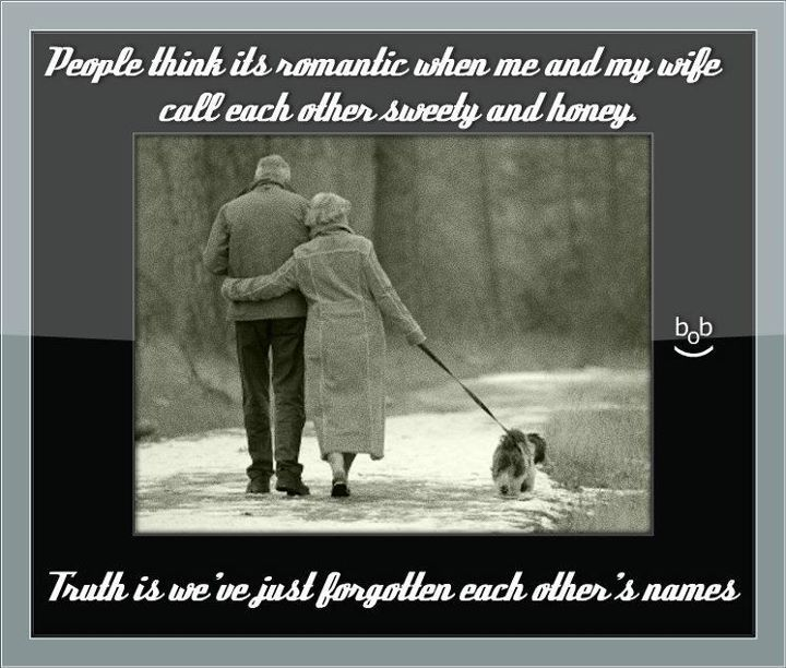 Funny Couple Quotes: Cute Old Couples