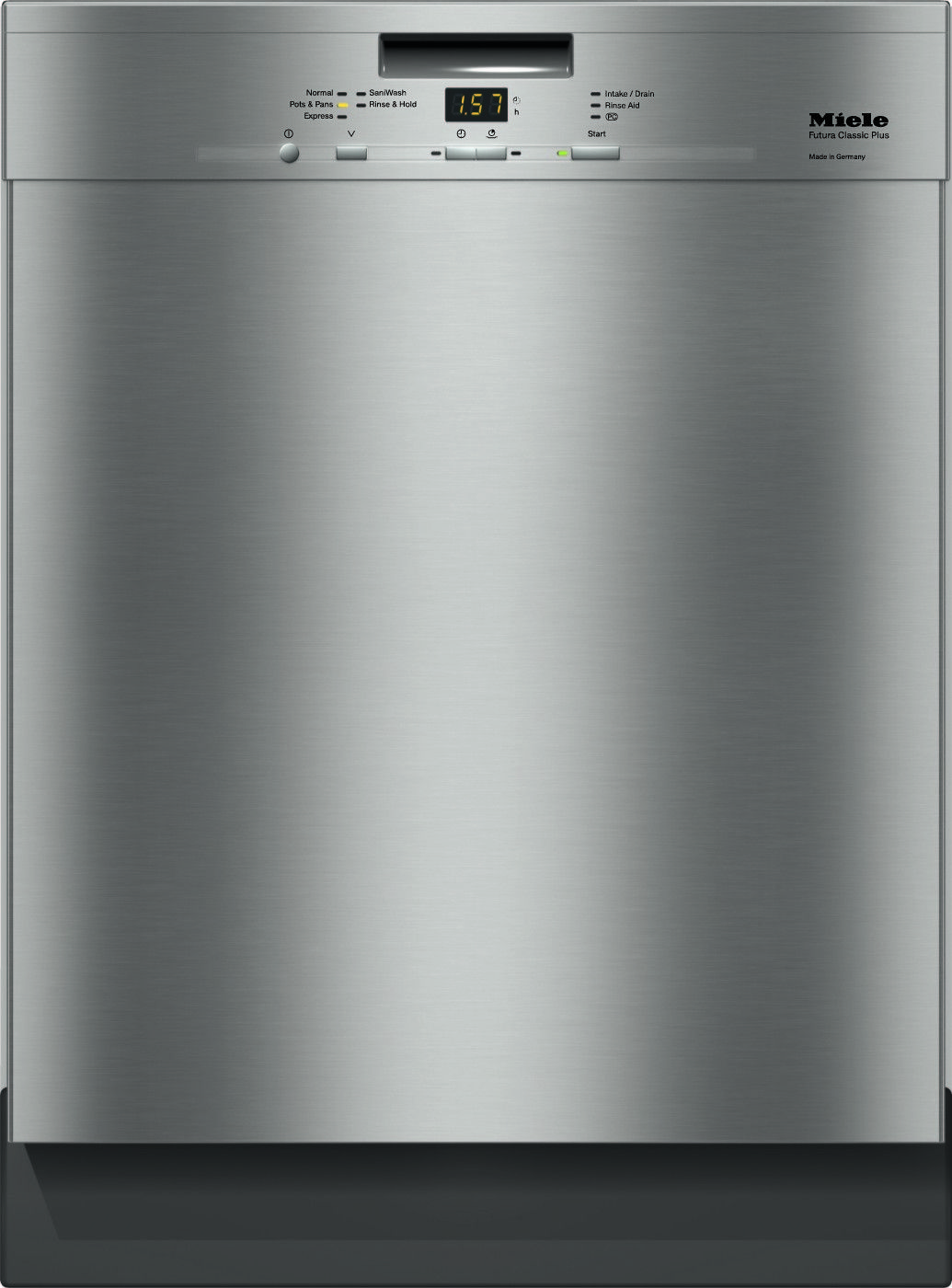 Miele G4925 Full Console Dishwasher With 5 Wash Cycles Flexicare Deluxe Basket Miele Dishwasher Built In Dishwasher Quiet Dishwashers