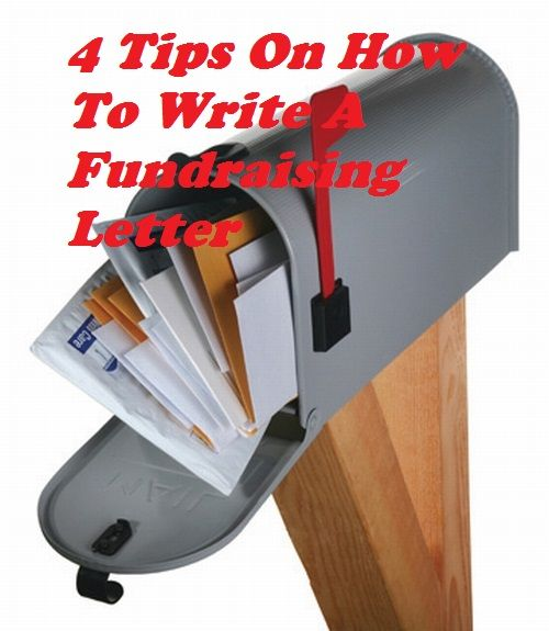 How to Write A Fundraising Letter Fundraising letter - fundraising letter