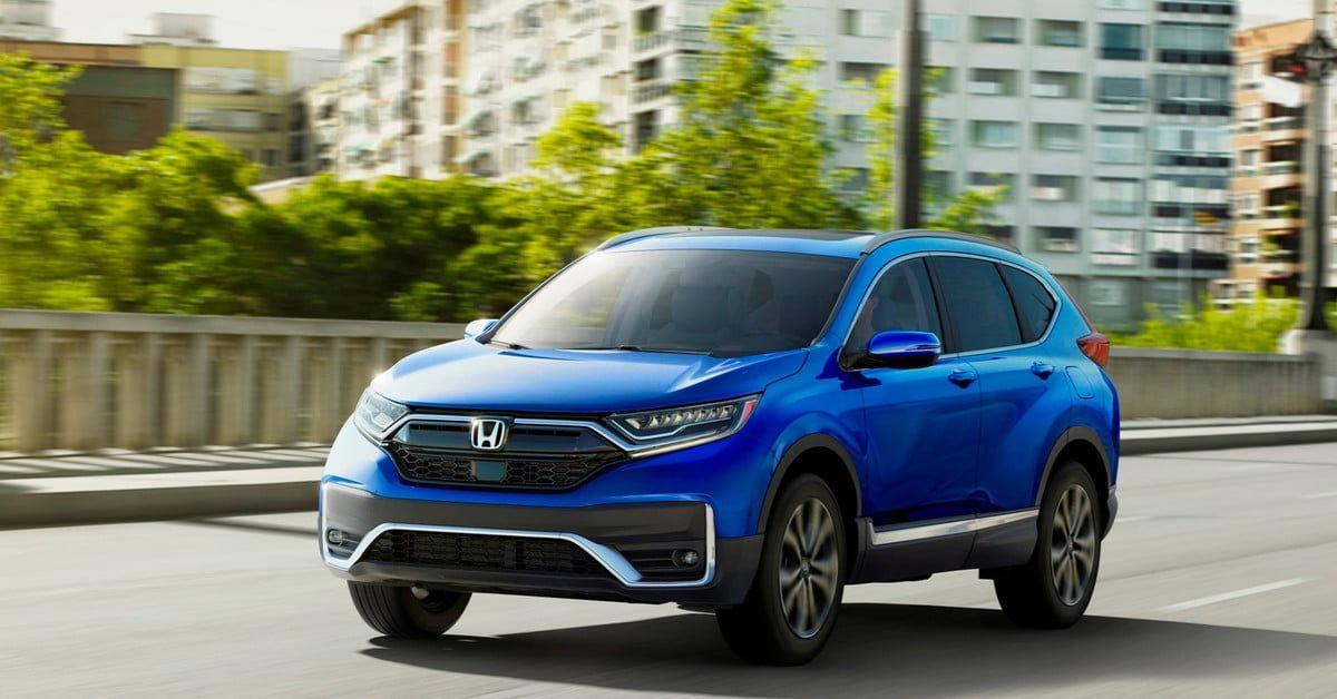 2020 Honda Cr V Crossover Starts At 26 145 Hybrid Due In 2020 Digital Trends Honda Hrv Honda Crv Honda Cr