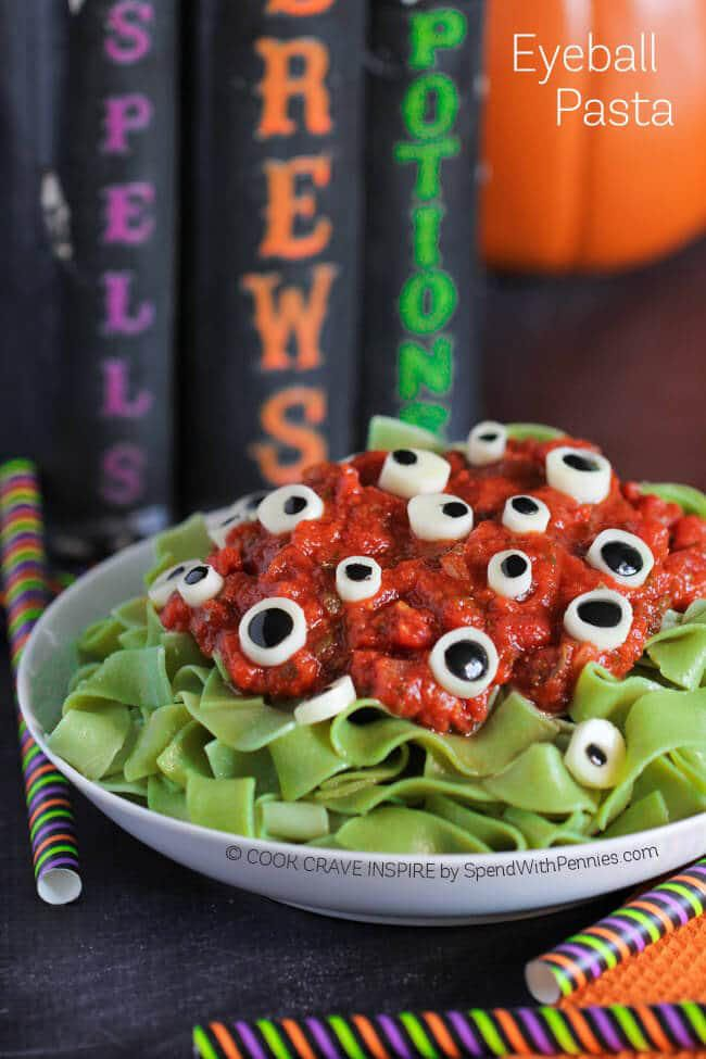 Halloween Dinner Ideas Your Kids Are Going to Howl Over