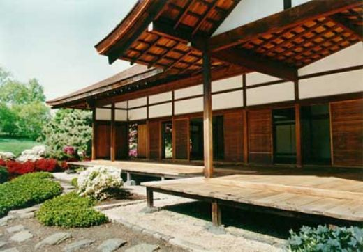 Japanese Style Architecture i would love a home in old japanese style :) | dream home