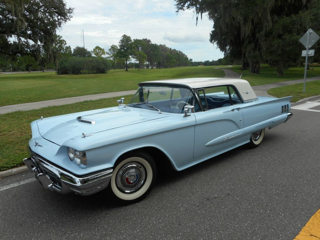 1960 Ford Thunderbird for Sale From P.J.\'s Auto World Classic and ...