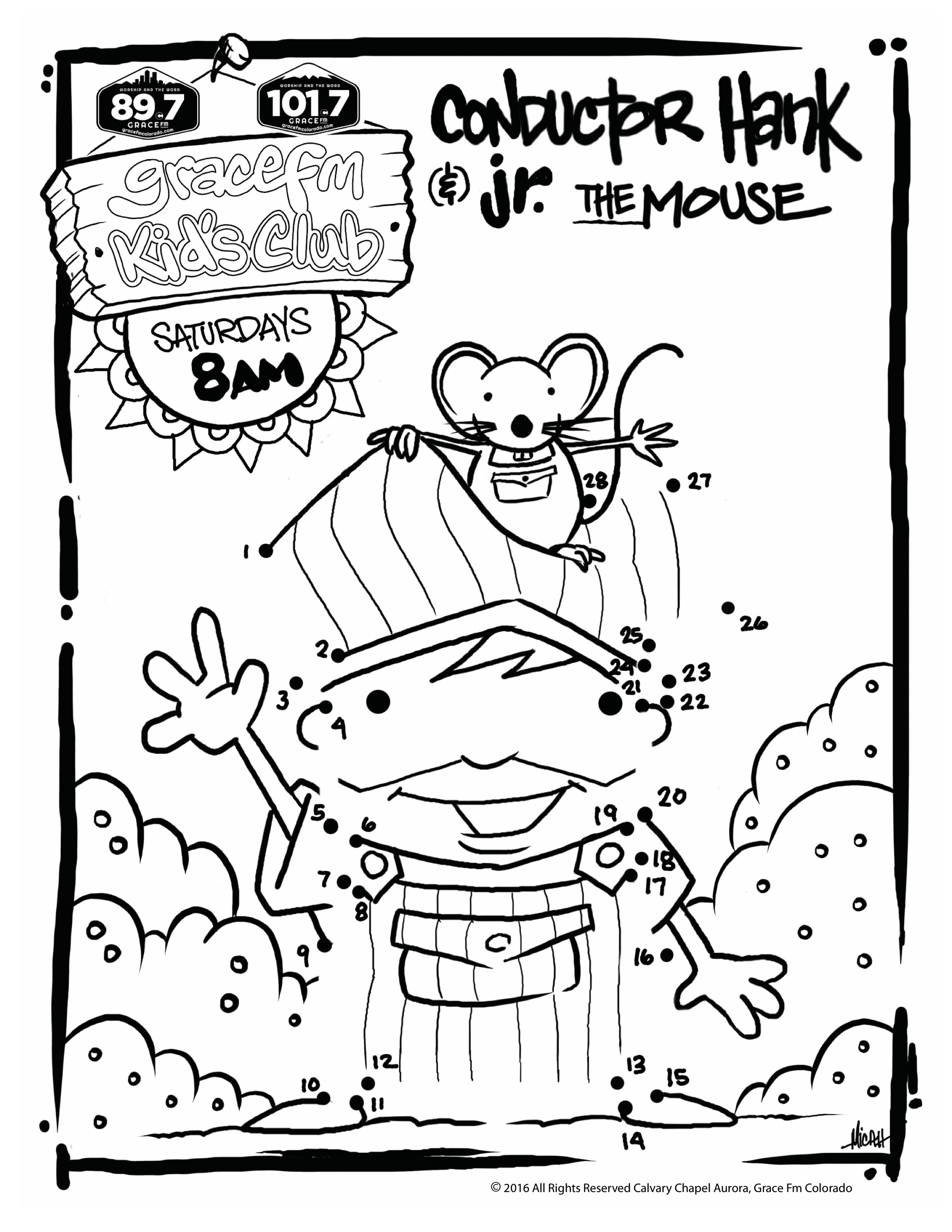 Gracefm Has A Kid S Program On Saturday Mornings At 8am Here Is A Drawing I Did Of Some Characters Of The Ch Programming For Kids Coloring Books Gospel Tracts
