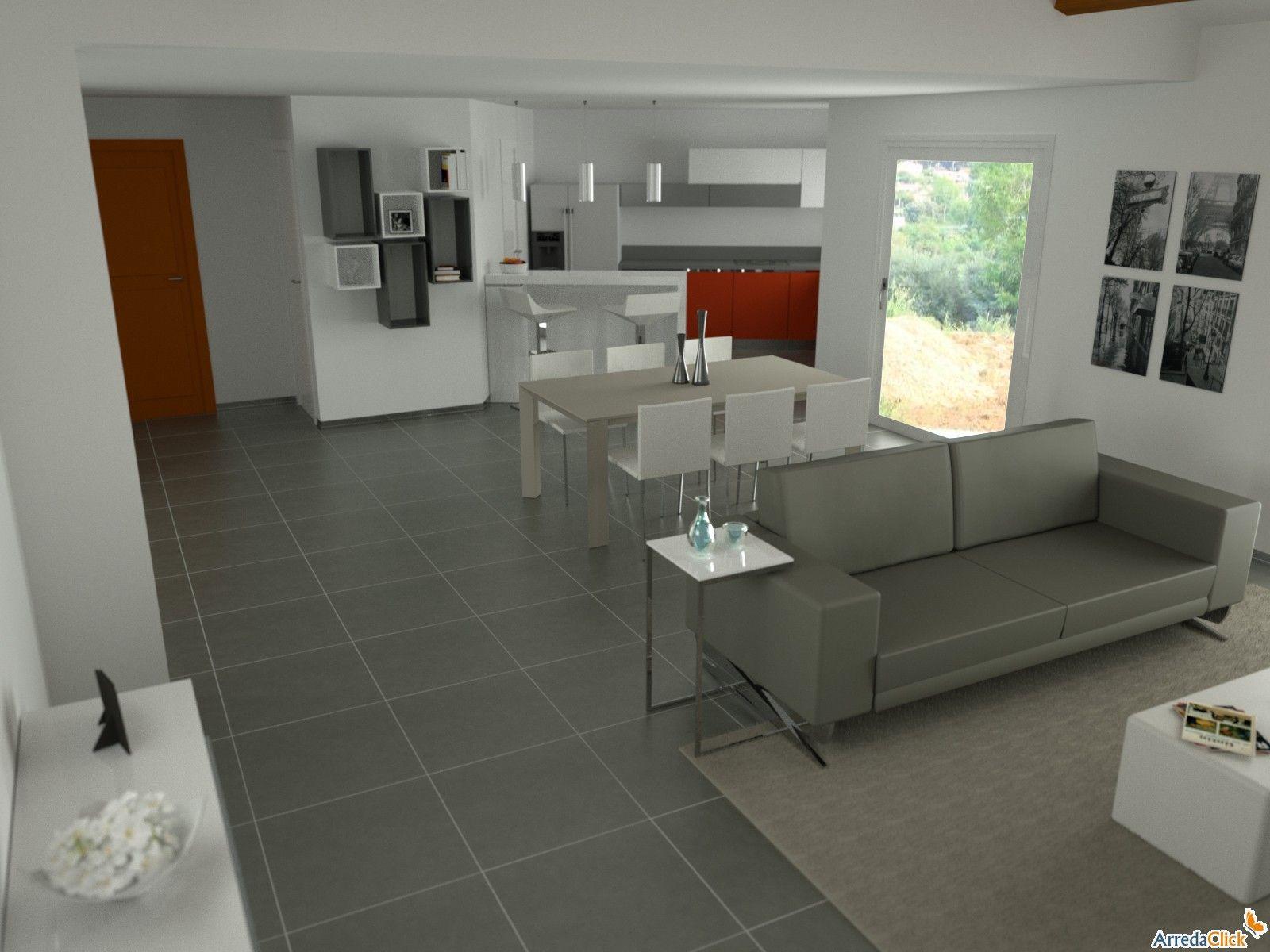 Idee arredamento ~ Arredare open space mq cerca con google idee per la casa