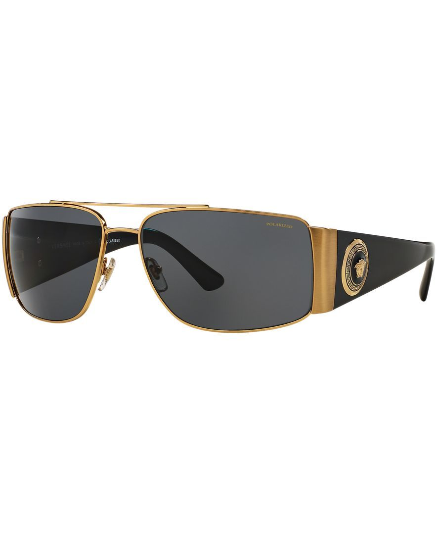 Versace Polarized Sunglasses, VE2163