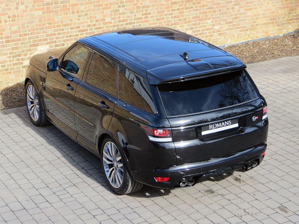 Used corris grey land rover range rover sport for sale surrey - Range Rover Sport 5 0 Svr For Sale At Romans International