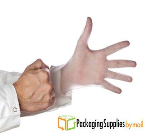 Vinyl Powder Free Medical Exam Gloves Thick Small Medium Large X Large Mitten Gloves Gloves Medical Glove