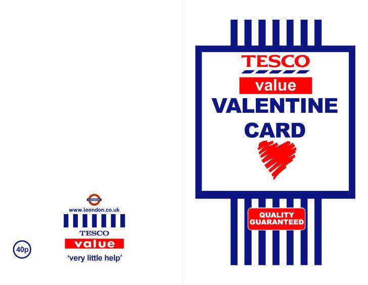 Design A Card To Print Valentine Day Picture Cards Cards You Tesco Value Printable Christmas Cute Valentines Card Valentine Card Template Print Greeting Cards
