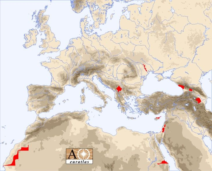 Europe, Middle East and North Africa map showing the Special Status on map of europe asia and africa, map of northern europe with cities, map of northern africa and west, map of west africa and europe, map of northern africa countries, map of northern half of africa, map of europe and north africa, map of middle east and africa, printable map of northern europe, map of central and northern europe, map of europe and africa border,