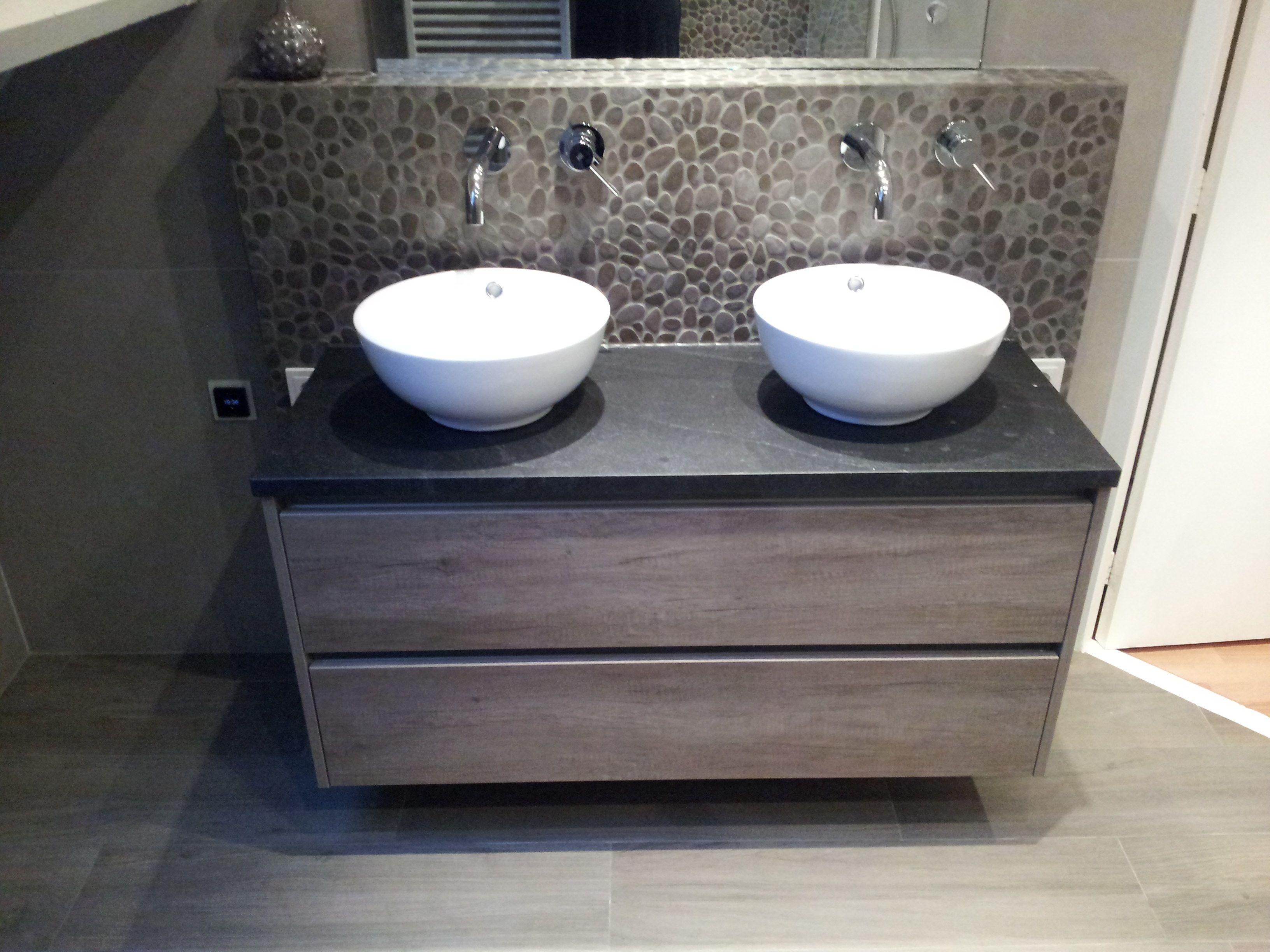 Warme Rustieke Badkamer : Welbie sanitair badkamer millingen aan de rijn eindresultaat