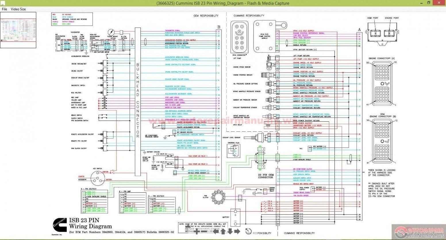 2007 Peterbilt Wiring Diagram