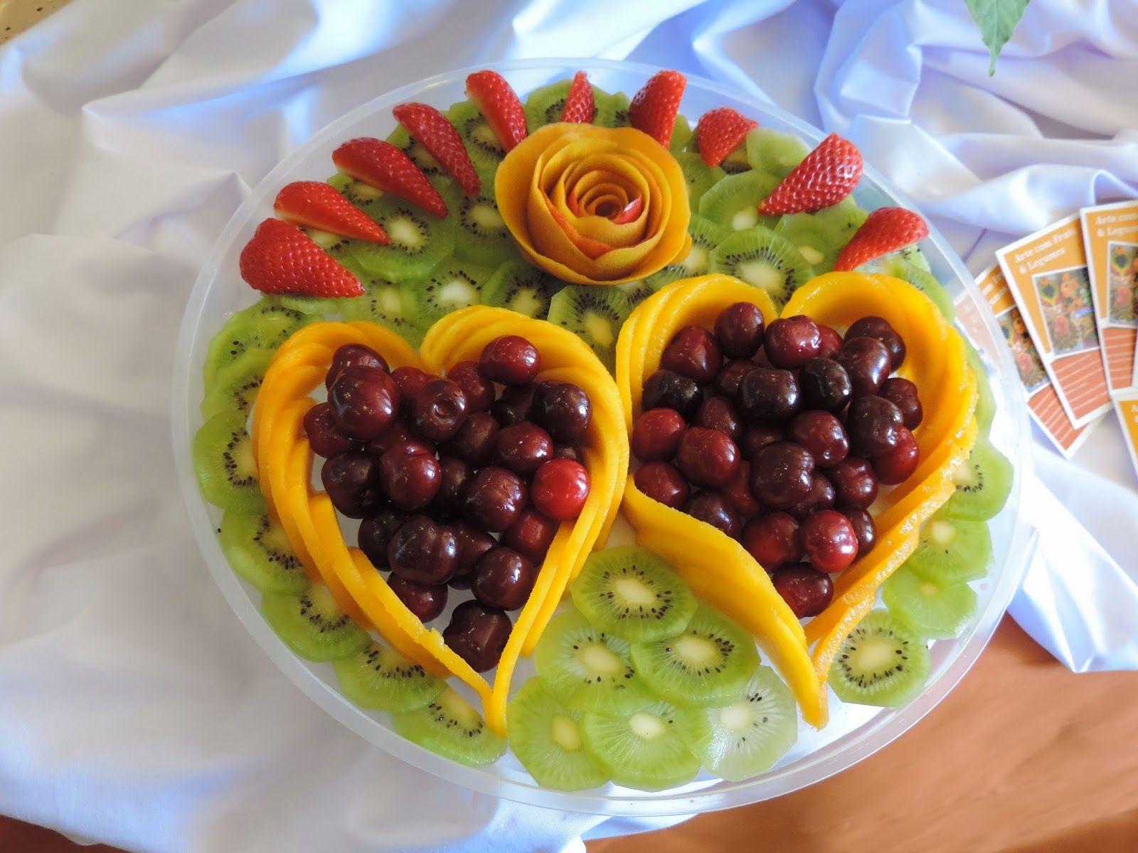 arte com fruta e legumes weeding food in 2018 pinterest obst obstsalat und schnitzen. Black Bedroom Furniture Sets. Home Design Ideas