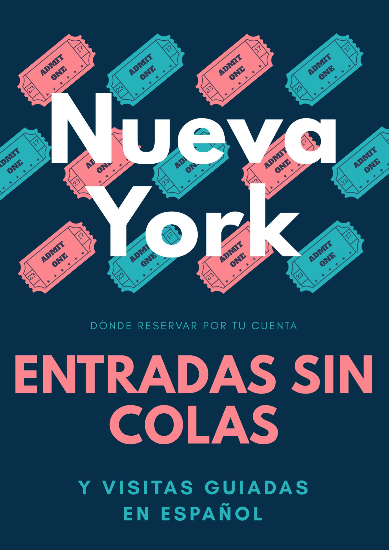 Donde Reservar Por Tu Cuenta Las Entradas Sin Colas O Una Excursion En Espanol Si El Ingles No Es Lo Tuy Nueva York Viajar A Estados Unidos Viajes Y Turismo