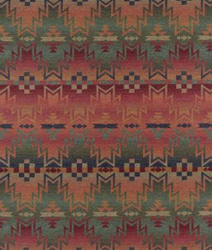 Ralph Lauren Tribal Fair Blanket Mesa Fabric