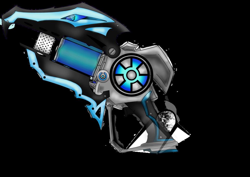 Slugterra+OC+Blaster+Finished!!!+by+Hills-to-Sky ... Slugterra Double Barrel Blaster