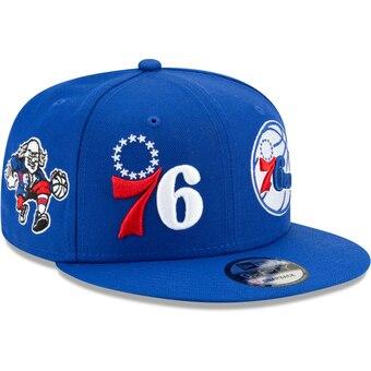 Nba Mens Hat Mens Snapback Nba Caps Lids Com Hats For Men Hats Philadelphia 76ers Logo