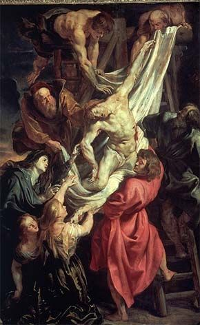 Peter Paul Rubens The Descent From The Cross Peter Paul Rubens The Descent From The Cross 1611 12 O Peter Paul Rubens Arte Renacentista Pinturas De Rembrandt