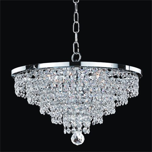 Found it at wayfair vista 5 light crystal chandelier