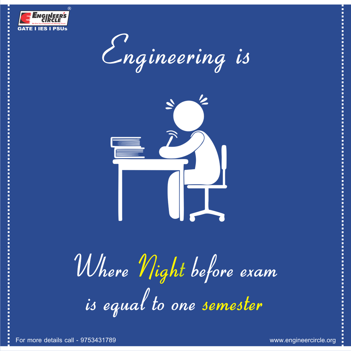 For some it is love of their life for some it is a burden is love of their life for some it is a burden whatever it is it indeed provides a lot of learning in those 4 years engineering engineers fandeluxe Image collections