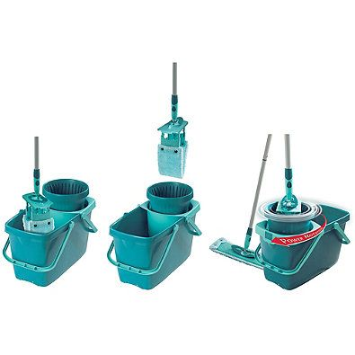 Leifheit Clean Twist Xl Rectangle Mop Sweeper Set Cleaning Mops Floor Cleaner