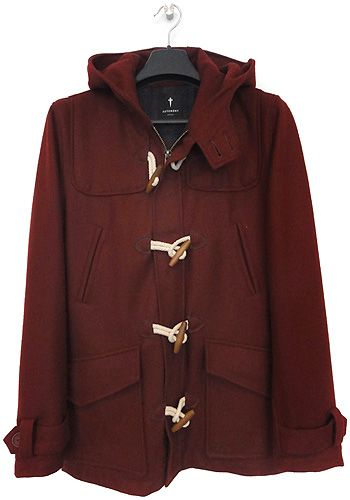 Berry Duffle Coat - Autonomy | Fashion | Pinterest | Berries ...