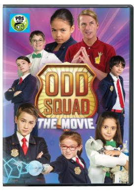 "DVD ""Odd Squad The Movie"" Pbs kids, Movies, Pbs kids"