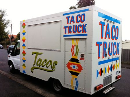 We Need Someone To Go Fetch Us Taco Truck For Lunch Tomorrow