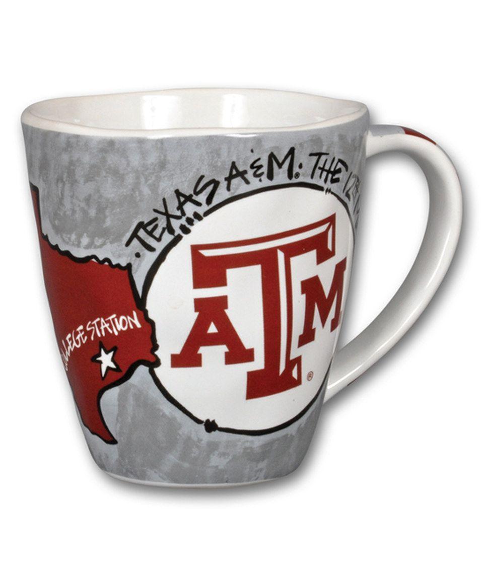 Love this Texas A&M Aggies Artwork Mug by Magnolia Lane on #zulily ...