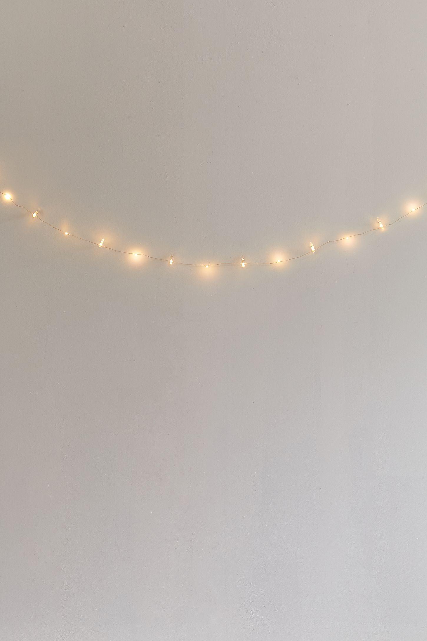 Mod Clips String Lights -   19 beauty Wallpaper lights ideas