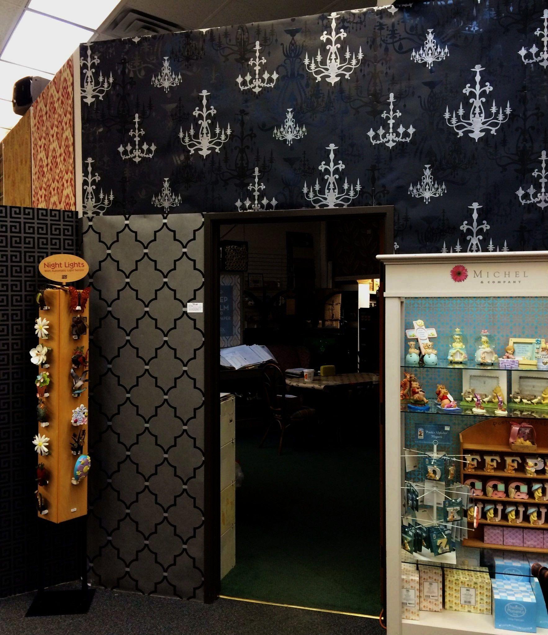 chandelierwallpaper lelandwallpaper wallpapers