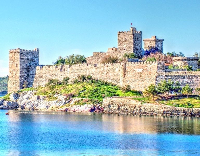 Things to do in Bodrum  - Visit the castle