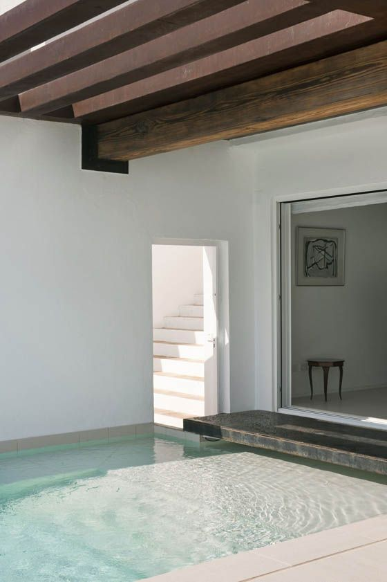Dupil Dos residence in Ibiza; by Juma Architects.