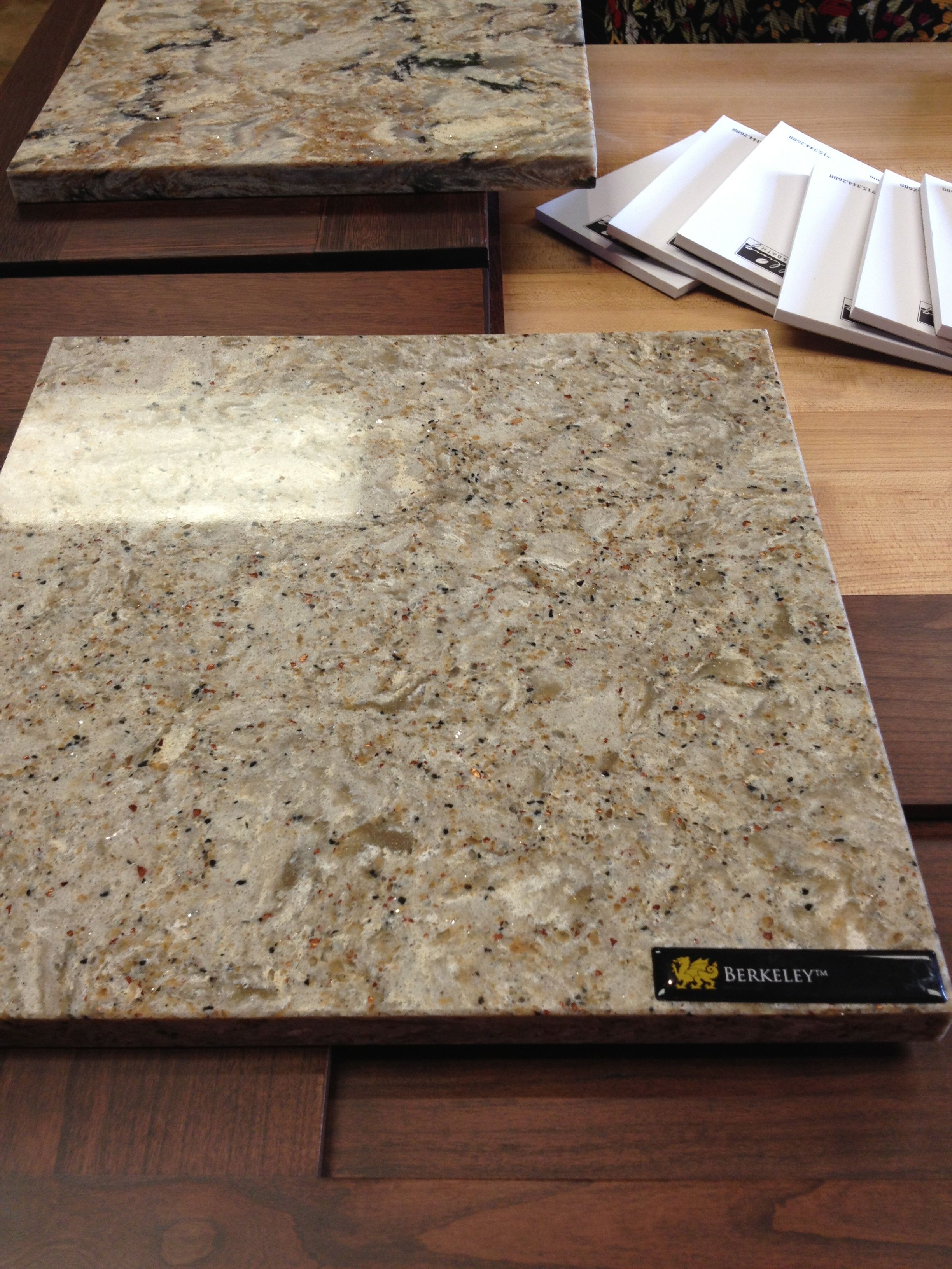 Cambria Berkeley Quartz Countertop For Master Bathroom