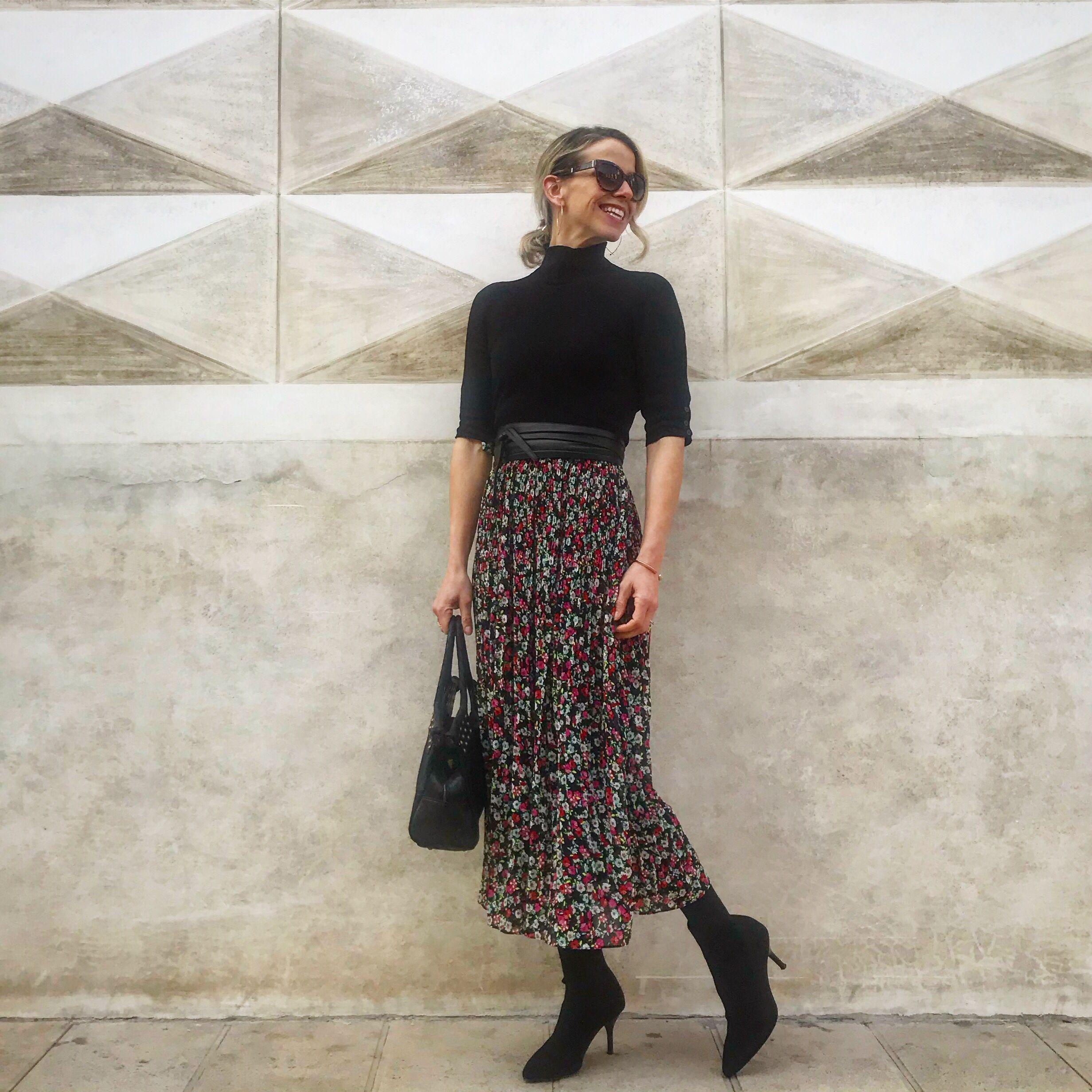 Martine Alamode Summer Dresses Midi Skirt Winter Midi Skirt [ 2464 x 2464 Pixel ]