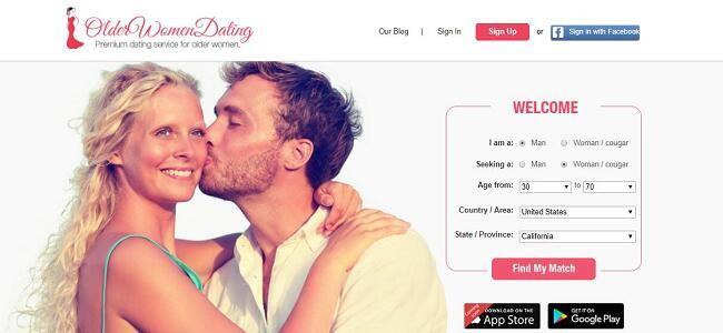 older dating websites