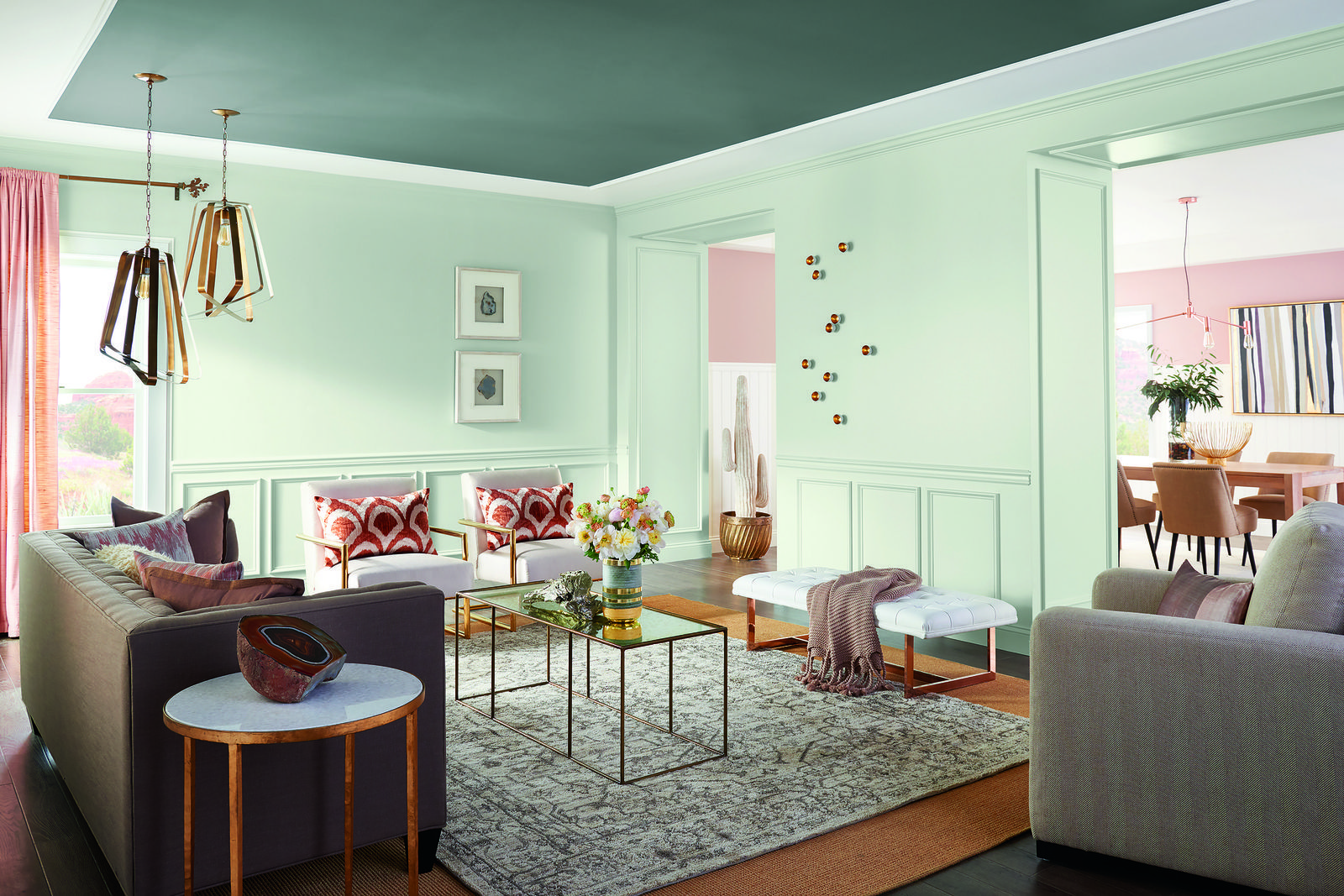 These are the color trends you need to know escaping home