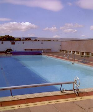 Shap swimming pool england 39 s highest open air swimming - Tallest swimming pool in the world ...