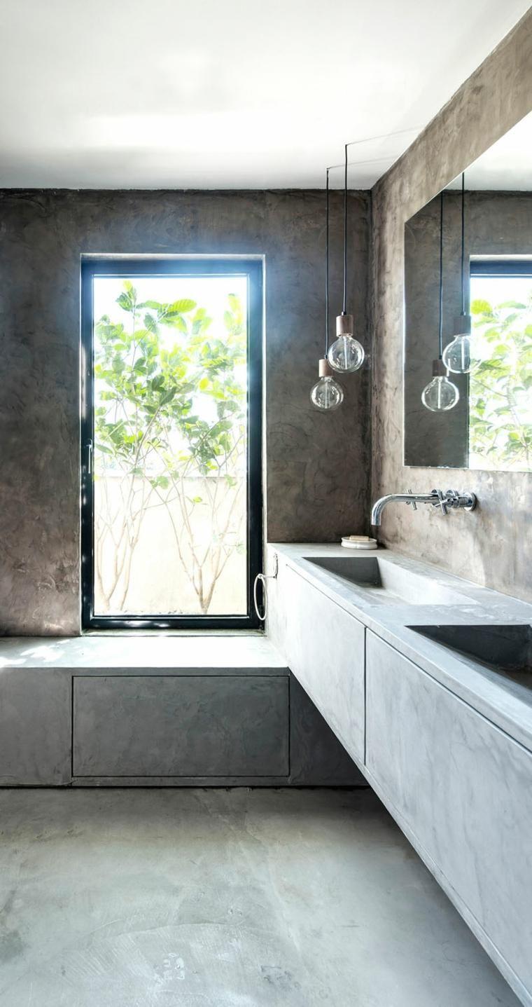 Beton poliert 24 Fotos, die uns wertvolle Böden zeigen | Boden, Haus ...