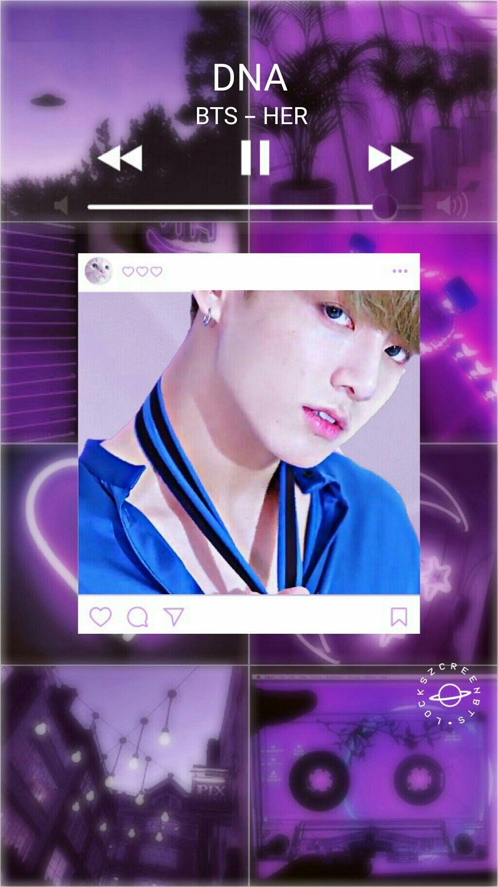 Jungkook || DNA wallpaper ♡ | BTS WALLPAPER | Pinterest