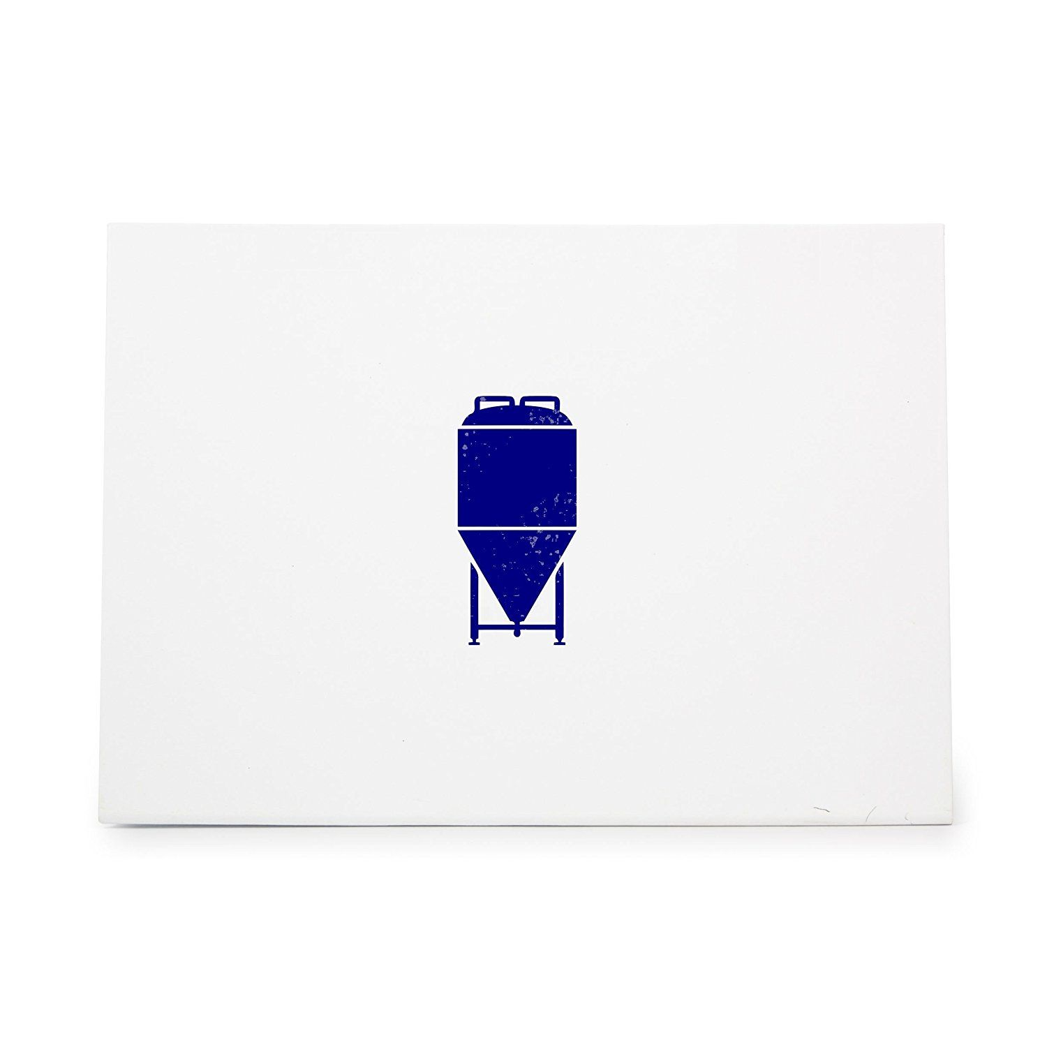 Amazon Card Making Part - 36: Conical Fermenter Malt Hops Homebrew Style Rubber Stamp Shape Great For  Scrapbooking, Crafts, Card Making. - For Him Coupon